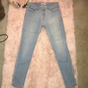 Size 31 Levi jeans
